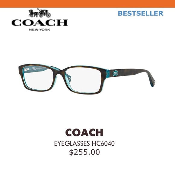 69205b89b55 Coach Accessories - Coach optical glasses
